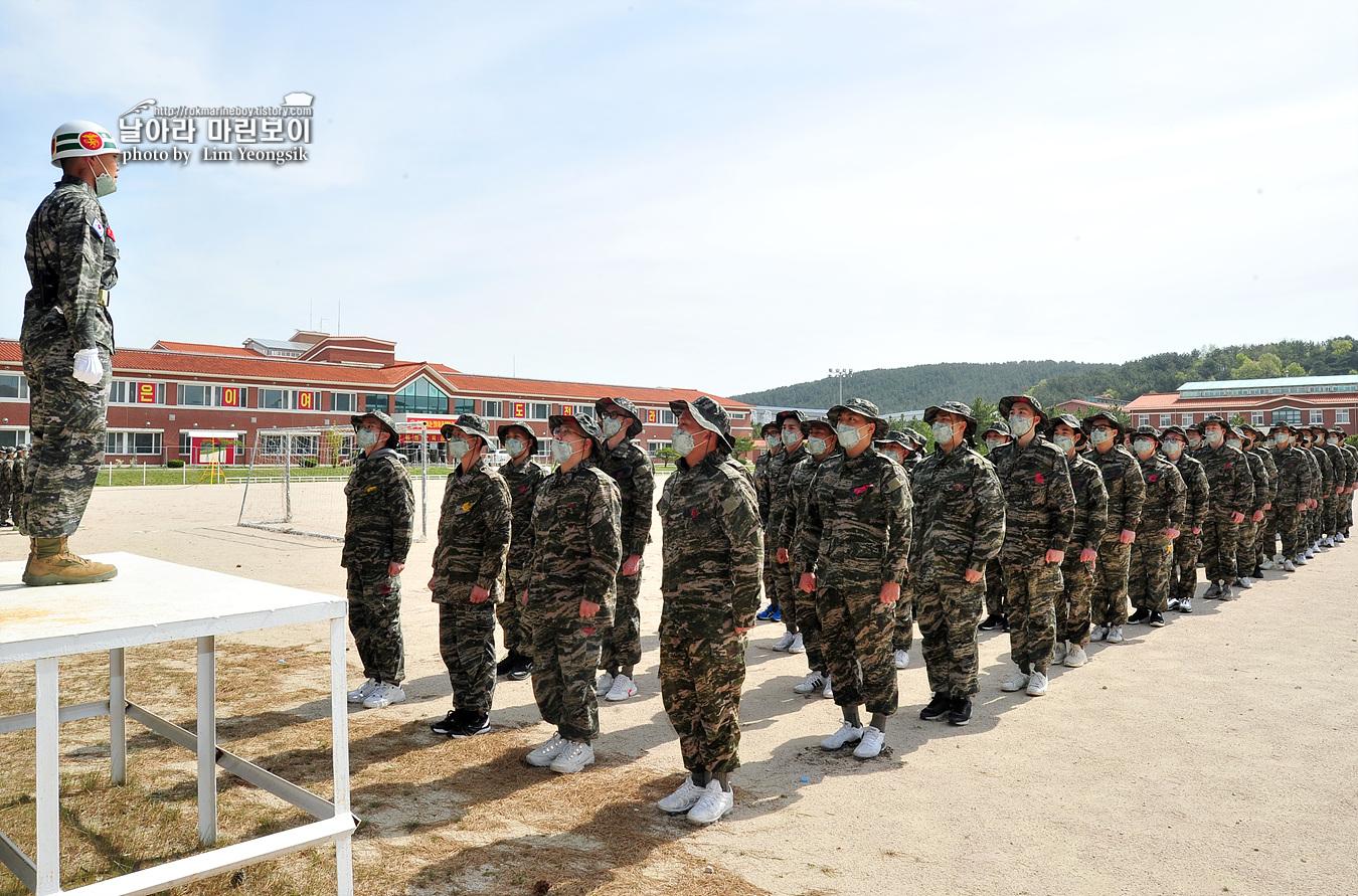 해병대 신병 1257기 1주차  2교육대_7082.jpg