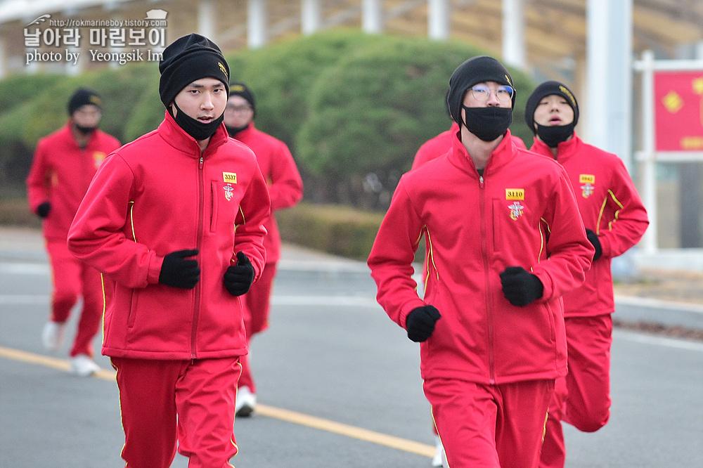해병대 신병 1264기 3교육대 4주차 달리기_3343.jpg