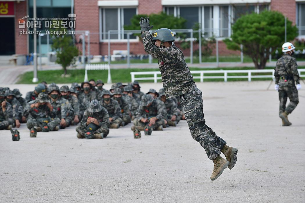 해병대 신병 1261기 1교육대 6주차 전투체력 사진 임영식8_9420.jpg