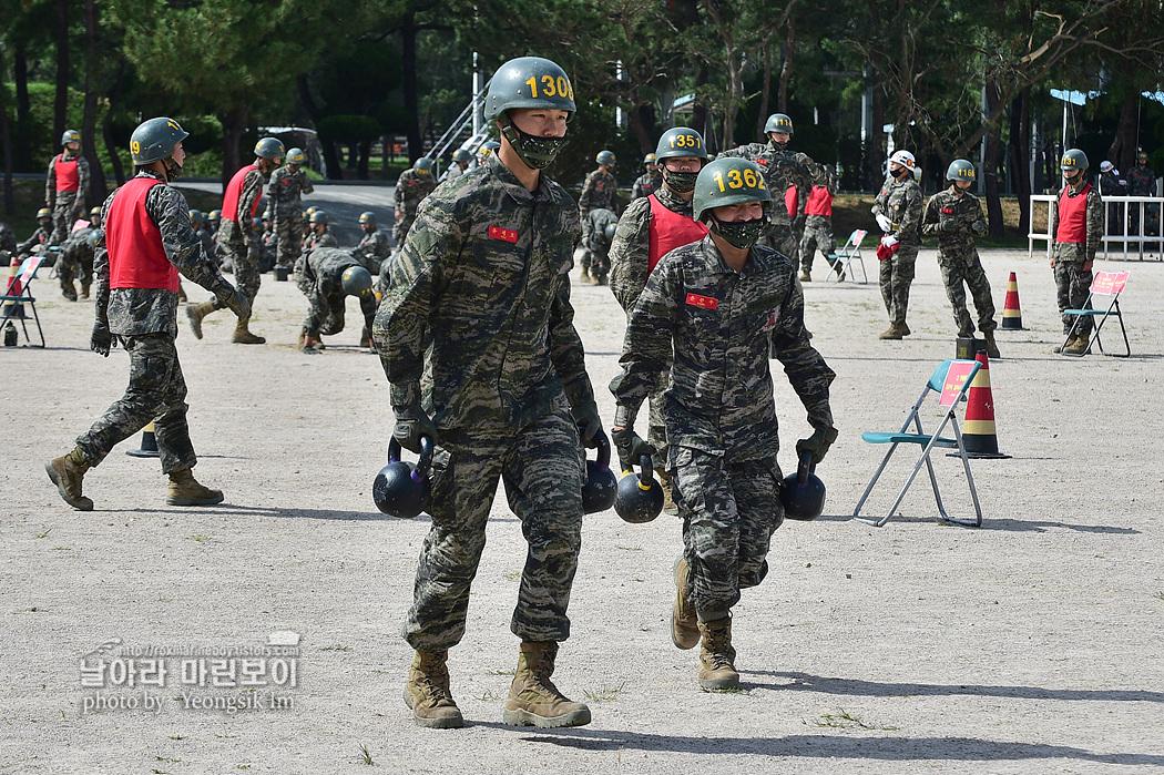 해병대 신병 1261기 1교육대 6주차 전투체력 사진 임영식3_9196.jpg