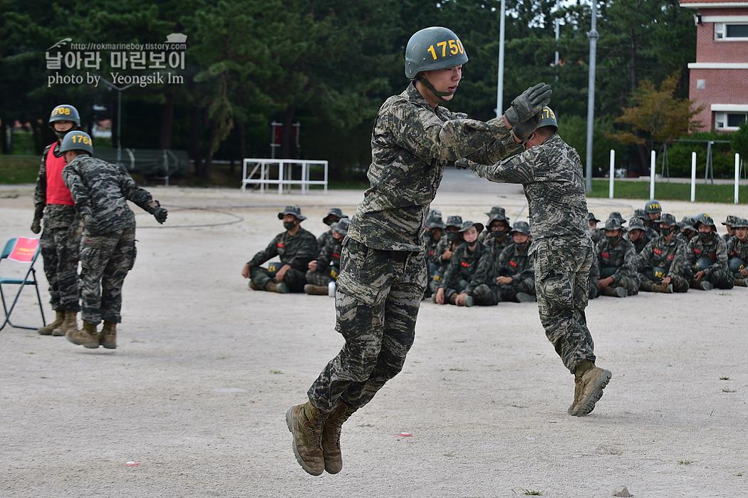 해병대 신병 1261기 1교육대 6주차 전투체력 사진 임영식7_9387.jpg