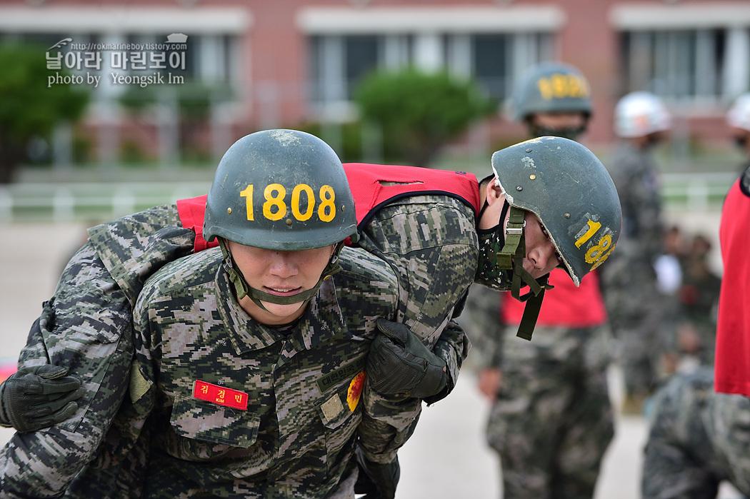 해병대 신병 1261기 1교육대 6주차 전투체력 사진 임영식8_9384.jpg