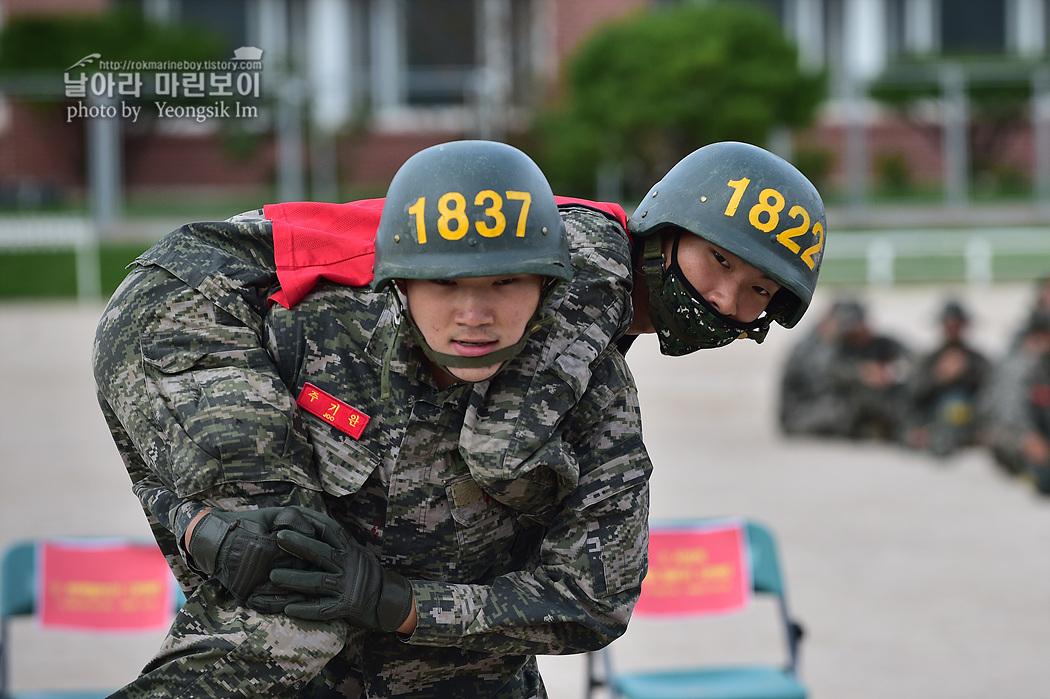 해병대 신병 1261기 1교육대 6주차 전투체력 사진 임영식8_9386.jpg