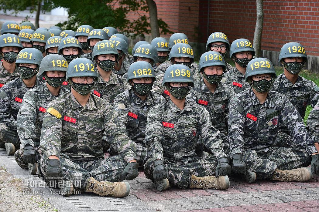 해병대 신병 1261기 1교육대 6주차 전투체력 사진 임영식9_9338.jpg