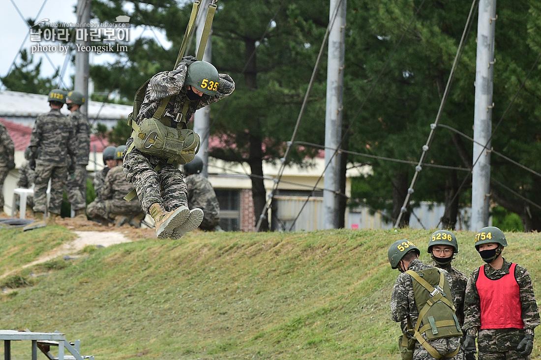 해병대 신병 1262기 5교육대 3주차 공중돌격훈련 3_2607.jpg