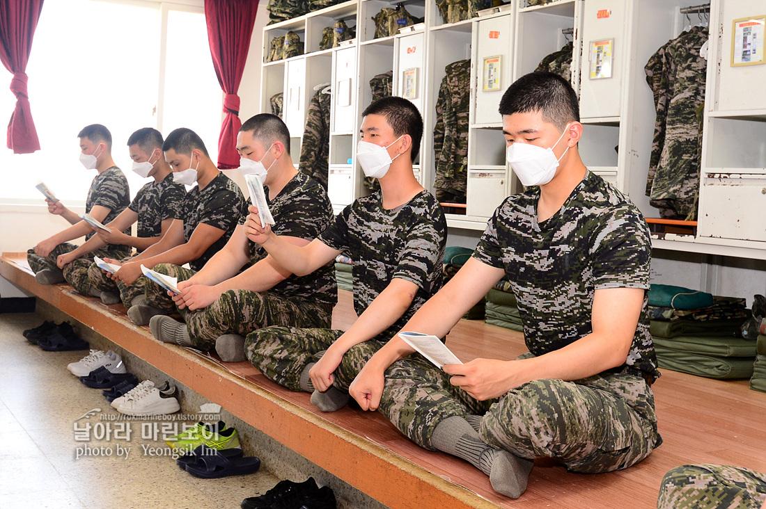 해병대 신병 1261기 2교육대 1주차_2501.jpg