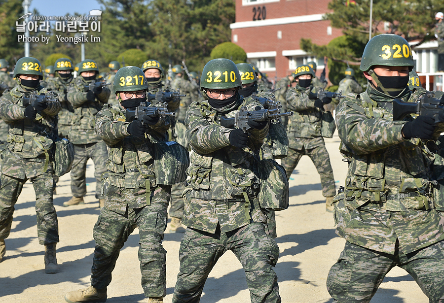 해병대 신병 1264기 3교육대 6주차 모음_5204.jpg