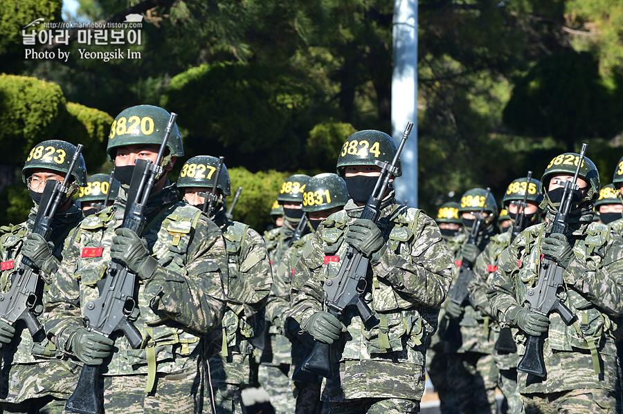해병대 신병 1264기 3교육대 6주차 훈련모음_6546.jpg