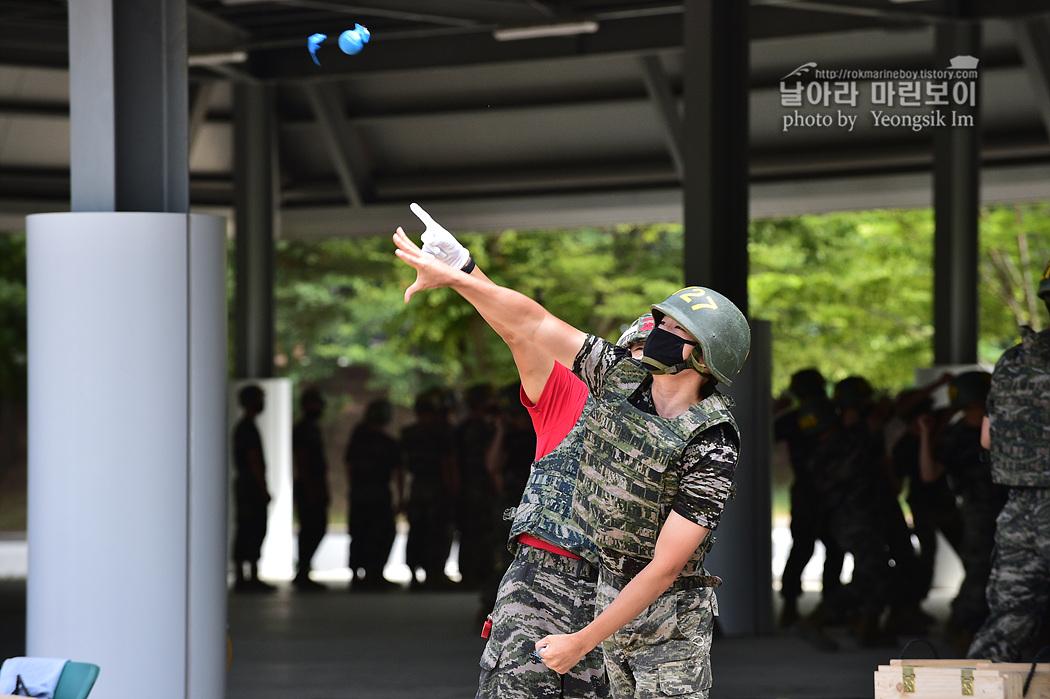 해병대 신병 1261기 2교육대 3주차 수류탄_5334.jpg