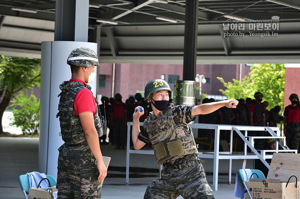 해병대 신병 1261기 2교육대 3주차 수류탄_5301.jpg