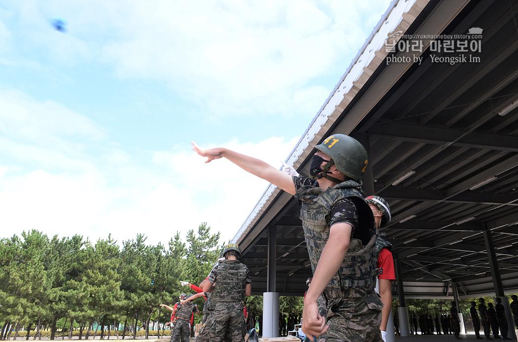 해병대 신병 1261기 2교육대 3주차 수류탄_5317_2.jpg