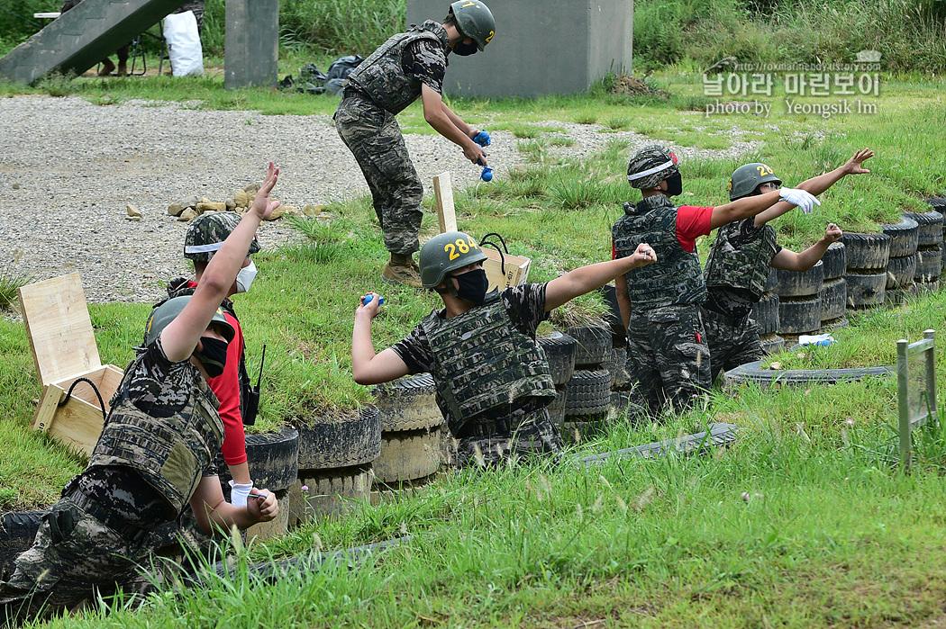 해병대 신병 1261기 2교육대 3주차 수류탄_5521.jpg