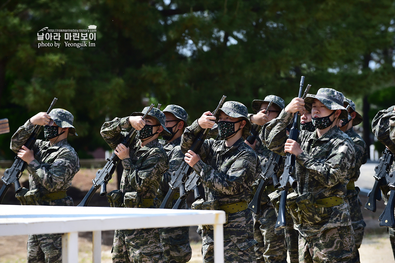 해병대 신병 1258기 2주차 훈련모음 _1513.jpg