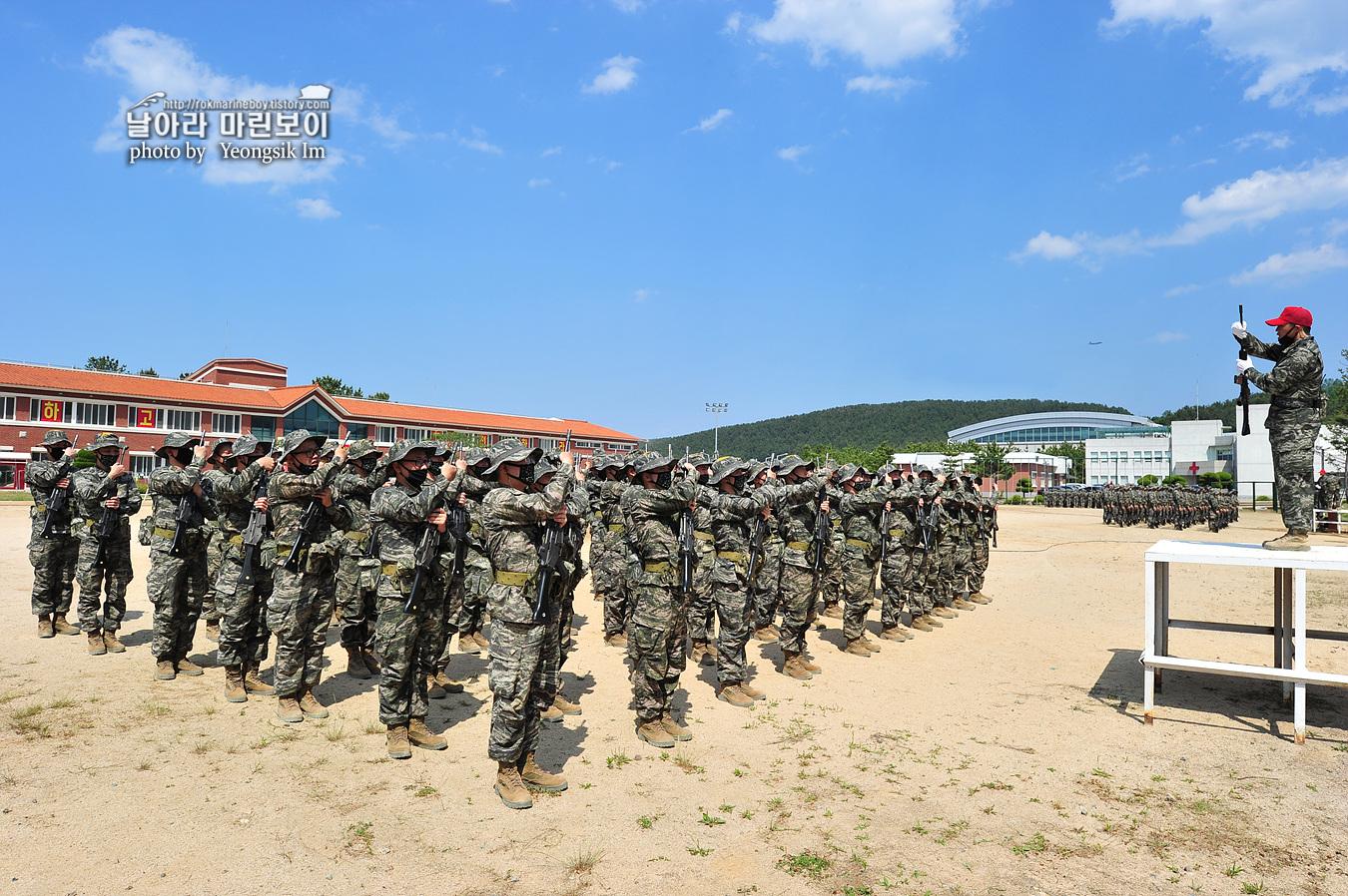 해병대 신병 1258기 2주차 훈련모음 _1560.jpg