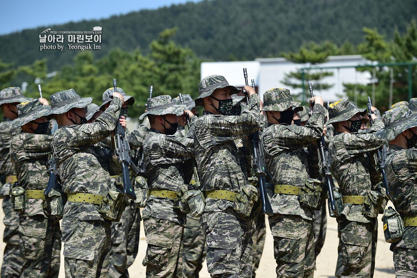 해병대 신병 1258기 2주차 훈련모음 _1509.jpg
