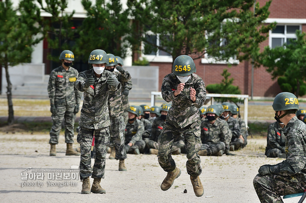 해병대 신병 1261기 2교육대 6주차 훈련모음_9314.jpg