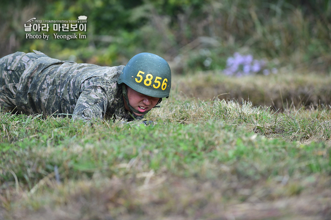 해병대 신병 1262기 5교육대 극기주 각개전투_8947.jpg