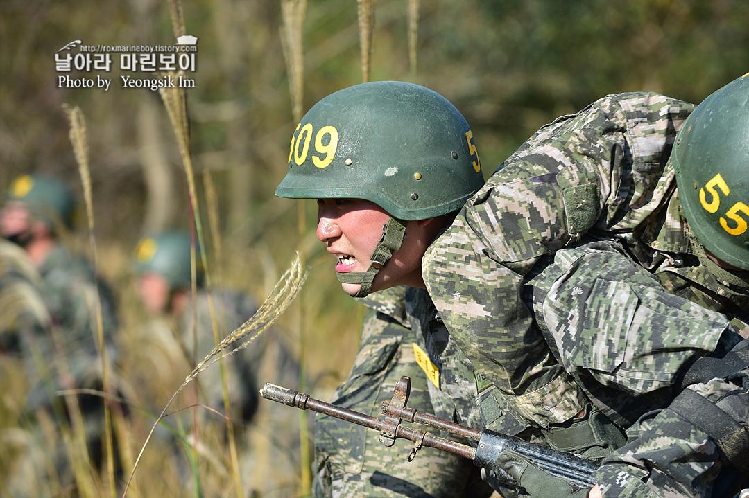 해병대 신병 1262기 5교육대 극기주 각개전투_9087.jpg