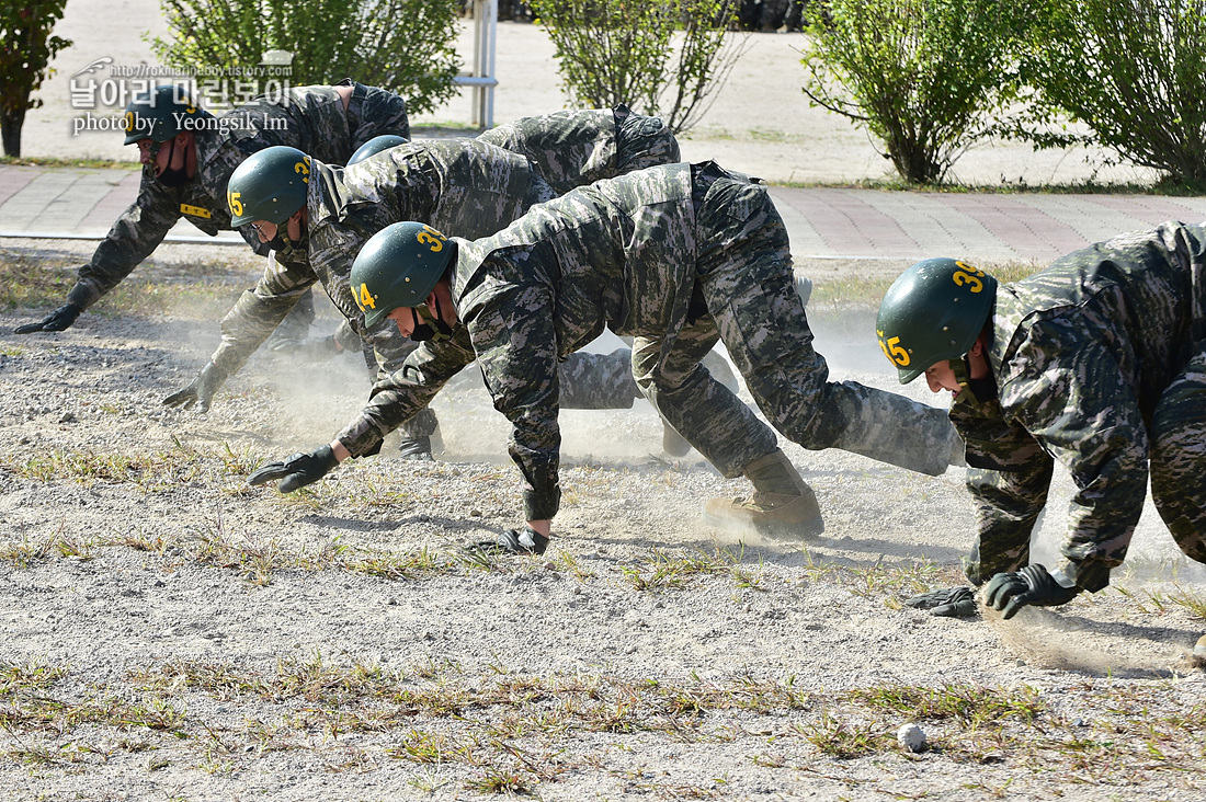 해병대 신병 1262기 3교육대 3주차 참호격투등_3861.jpg