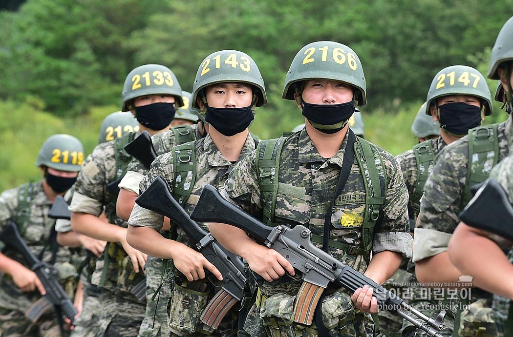 해병대 신병 1261기 2교육대 3주차 훈련모음_5703.jpg