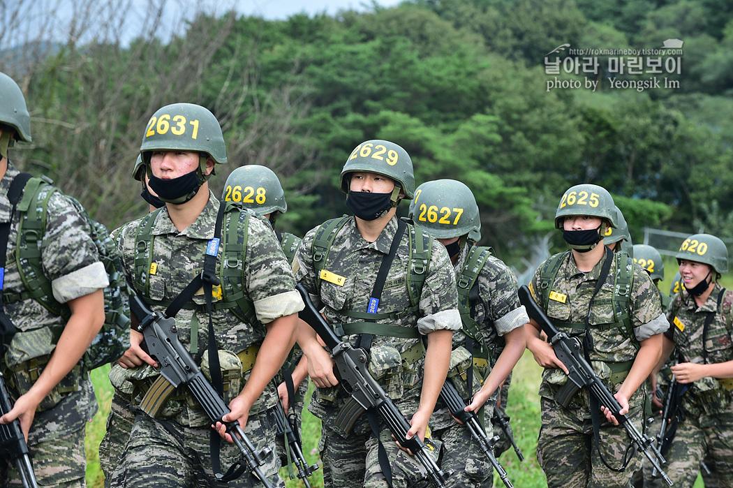 해병대 신병 1261기 2교육대 3주차 훈련모음_5727.jpg