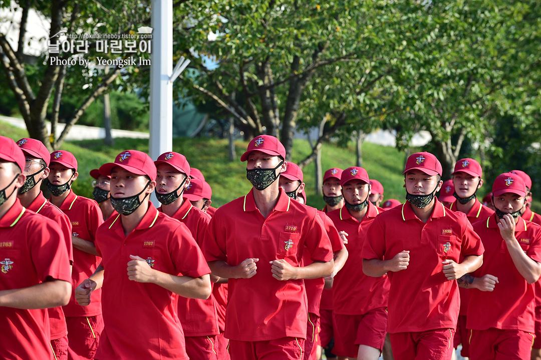 해병대 신병 1261기 1교육대 4주차 훈련모음_7130.jpg
