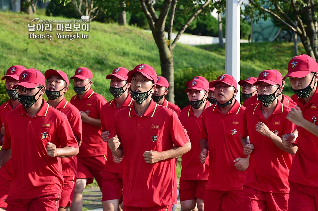 해병대 신병 1261기 1교육대 4주차 훈련모음_7151.jpg