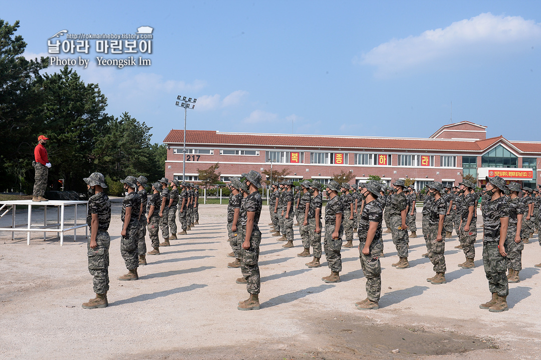 해병대 신병 1261기 1교육대 4주차 훈련모음_4493.jpg