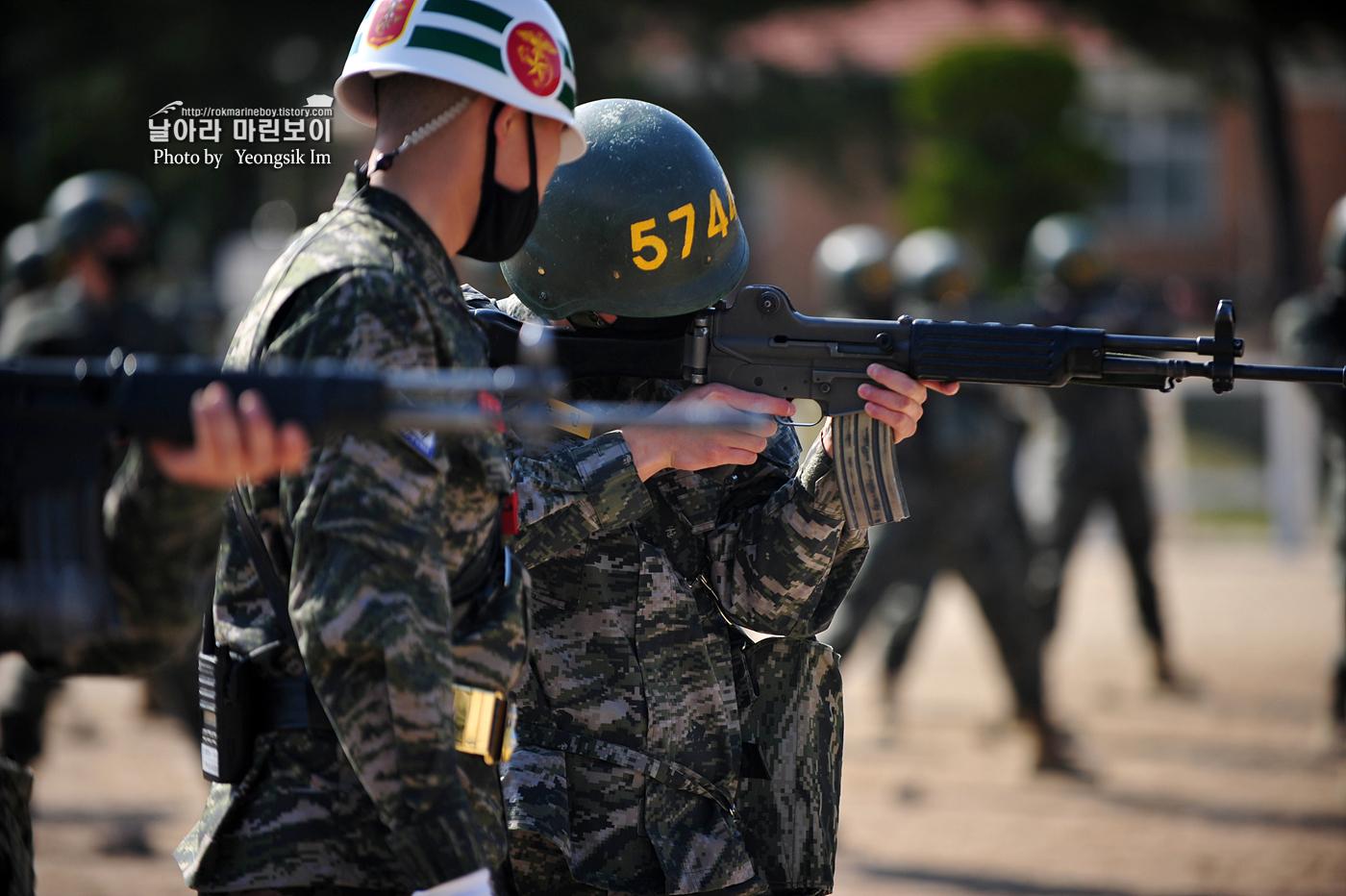 해병대 신병 1256기 5교육대 사격술_2456.jpg