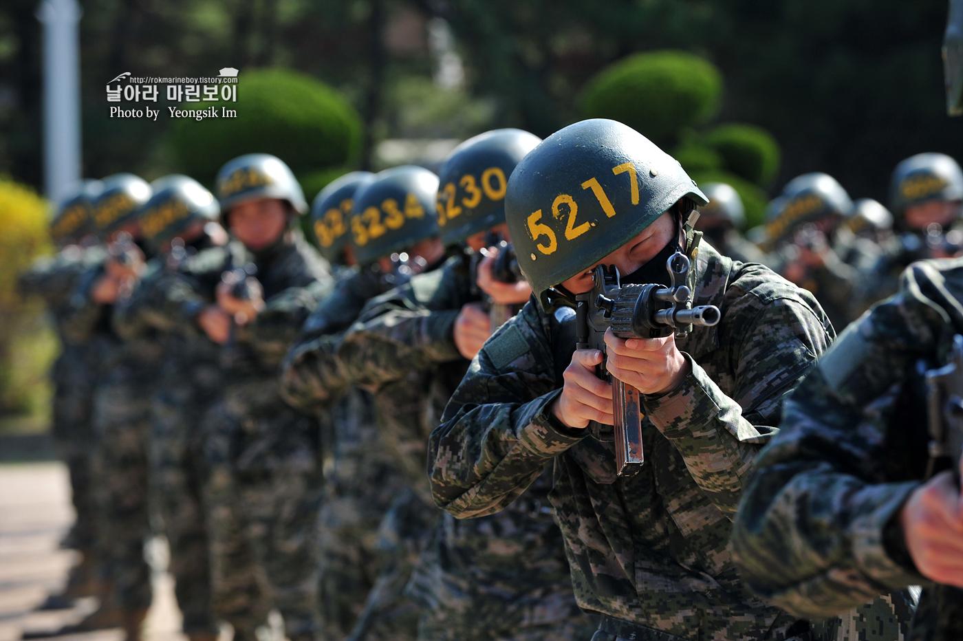 해병대 신병 1256기 5교육대 사격술_2441.jpg