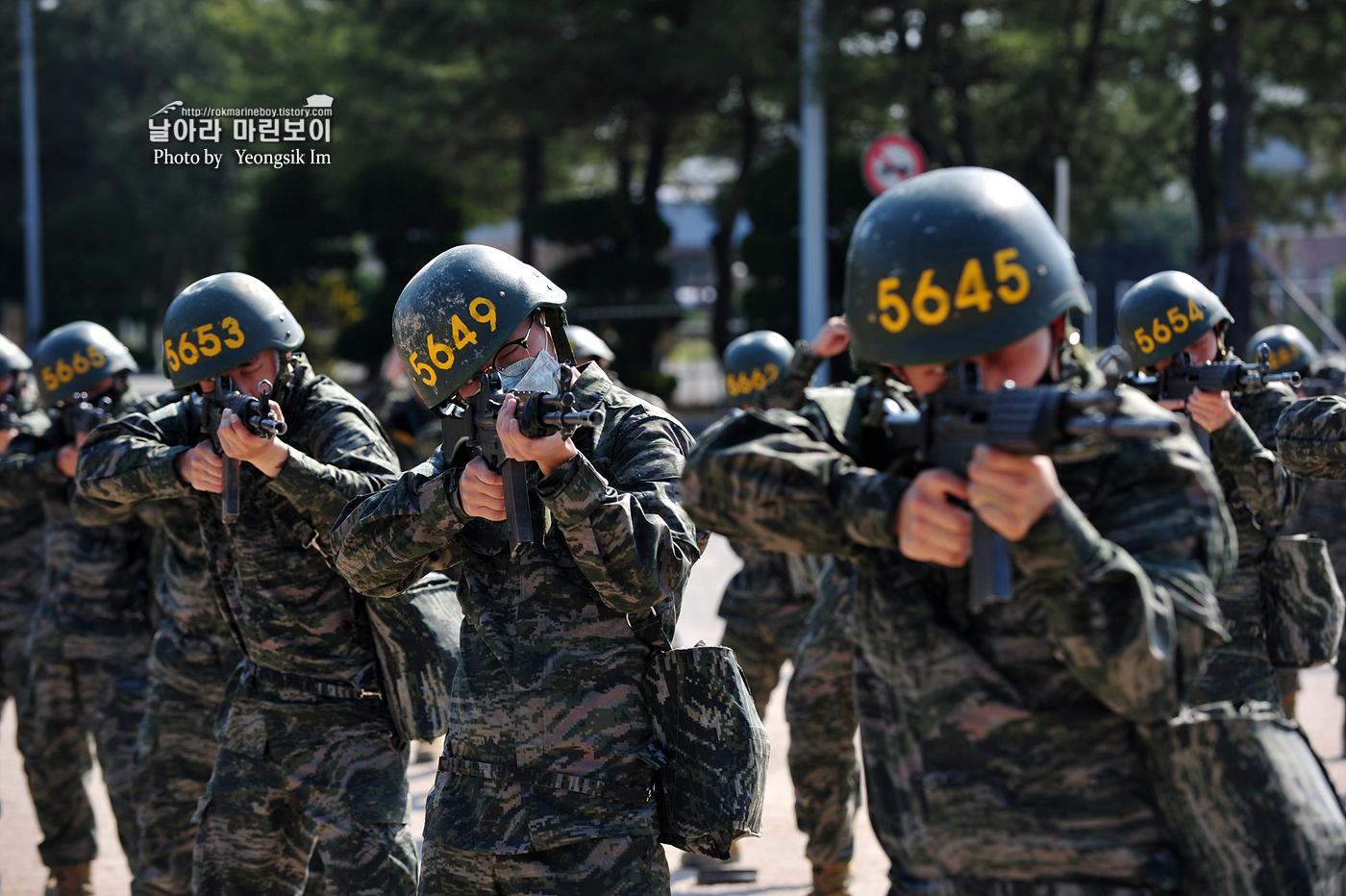 해병대 신병 1256기 5교육대 사격술_2447.jpg