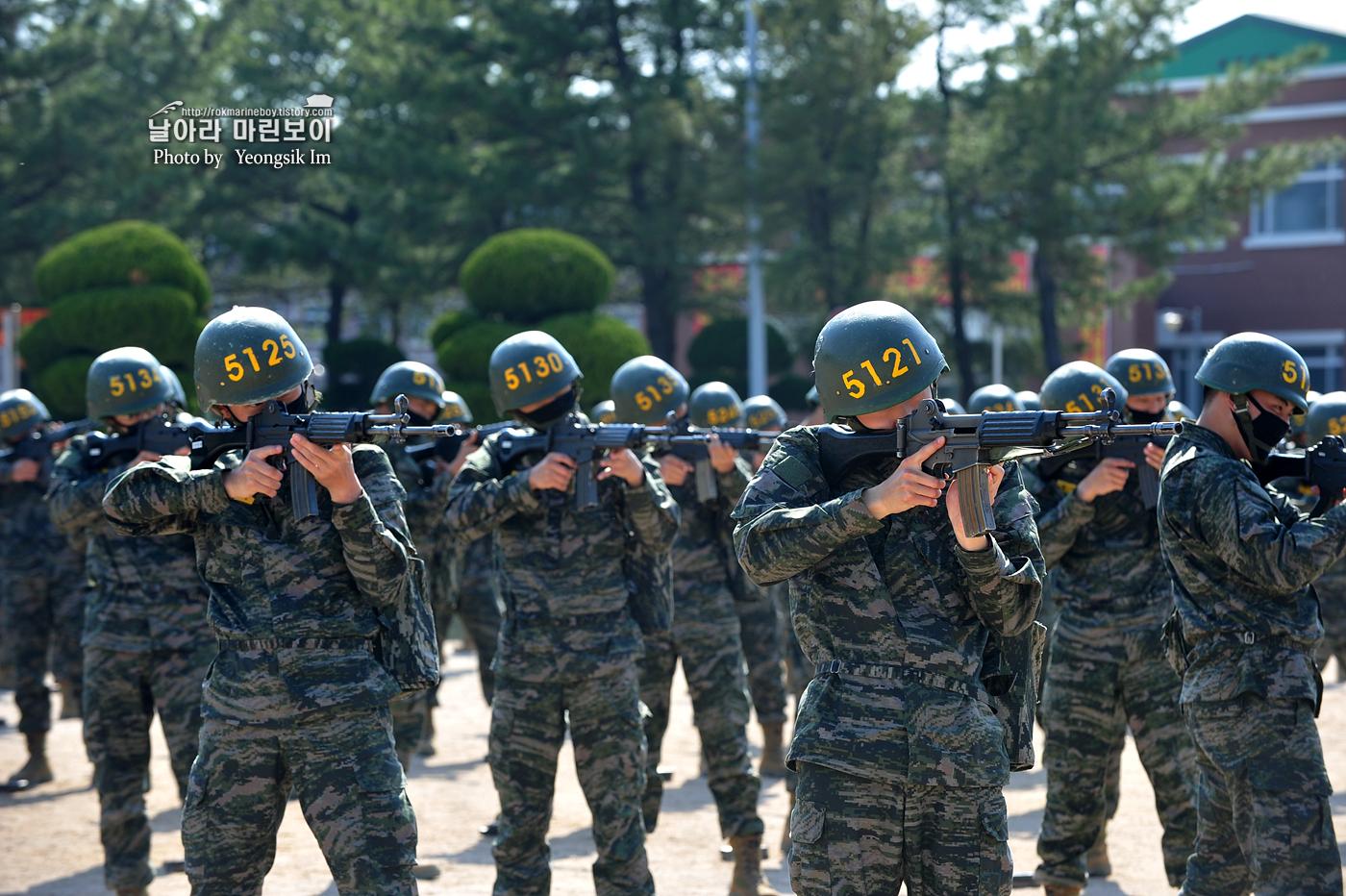 해병대 신병 1256기 5교육대 사격술_2435.jpg