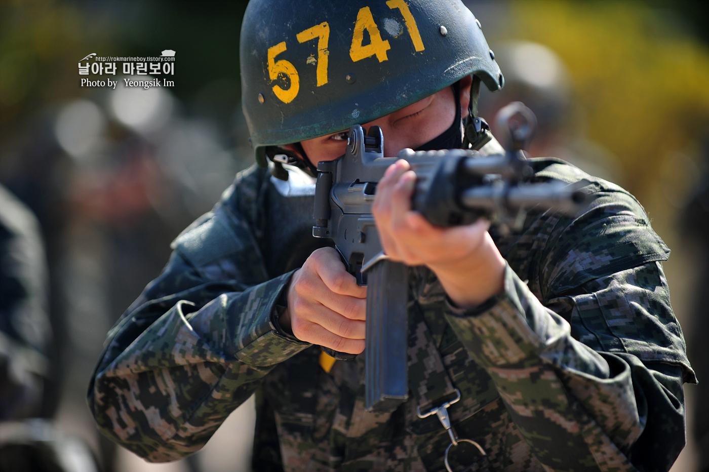 해병대 신병 1256기 5교육대 사격술_2452.jpg