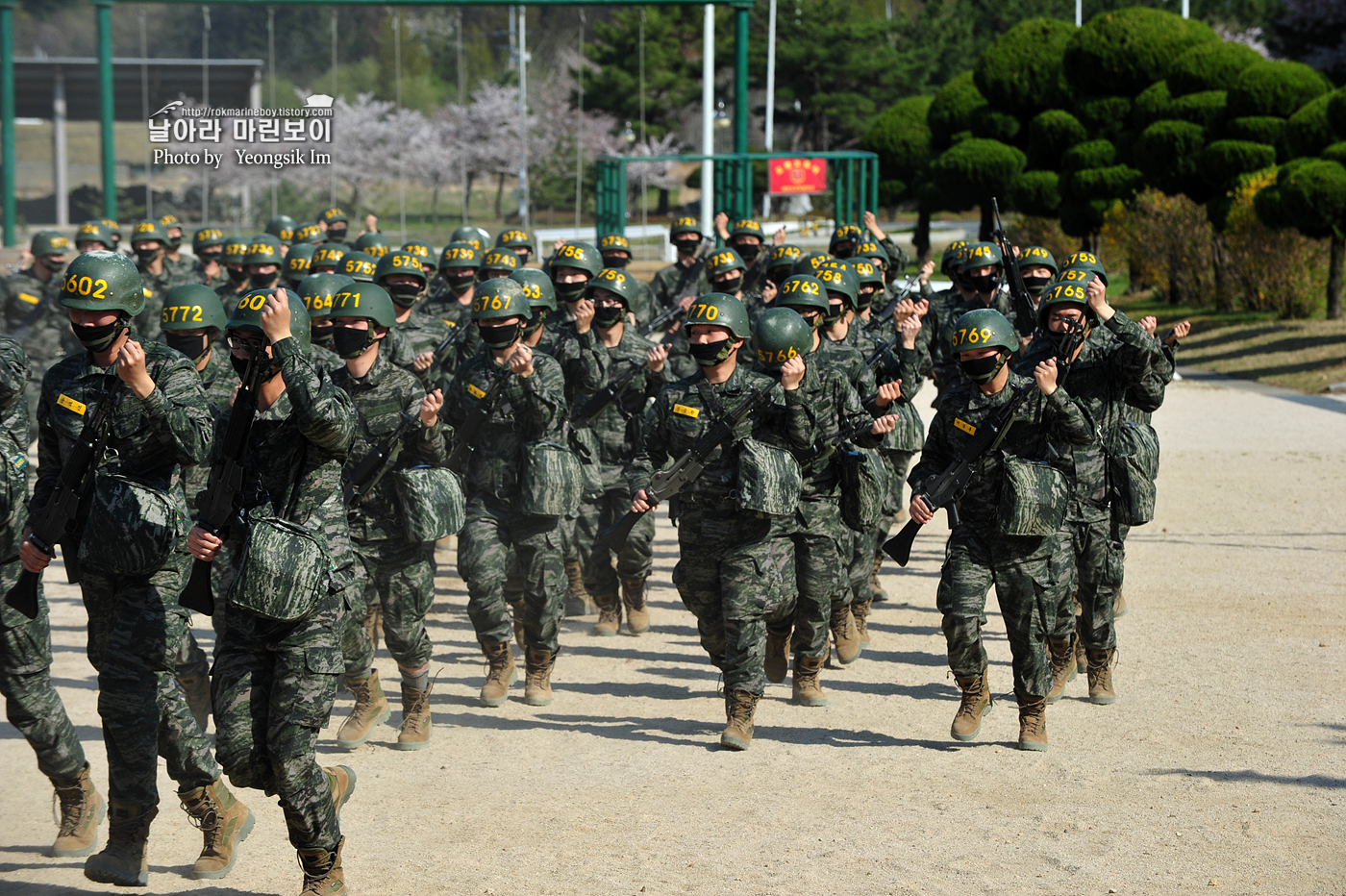 해병대 신병 1256기 5교육대 사격술_2475.jpg
