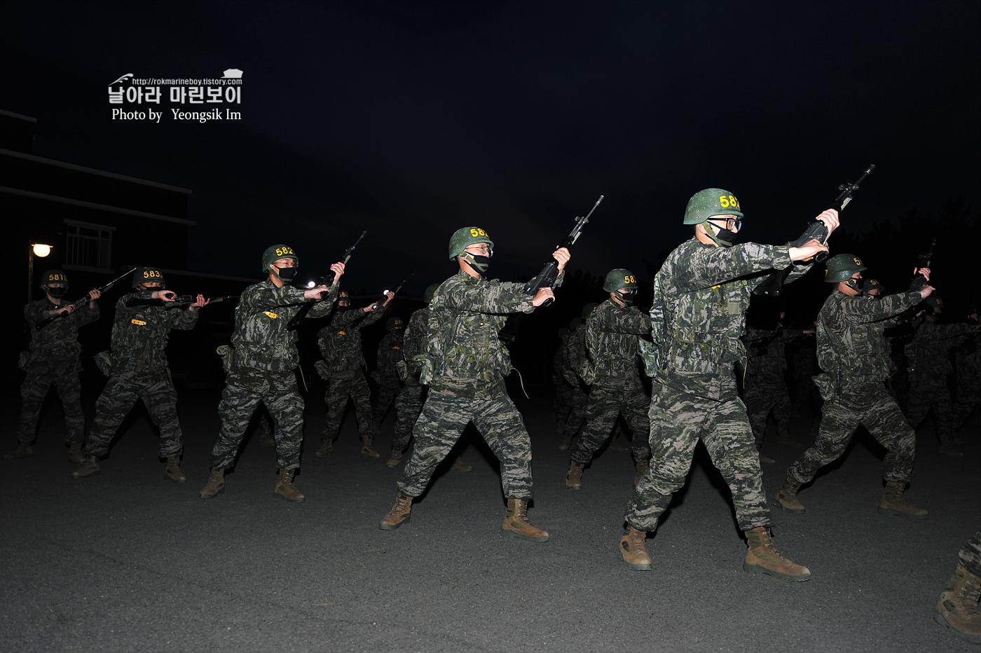 해병대 신병 1256기 5교육대 총검술_6739.jpg