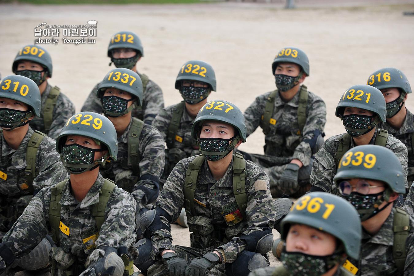 해병대 신병 1257기 1교육대 3주차 각개전투연습 3_0940.jpg