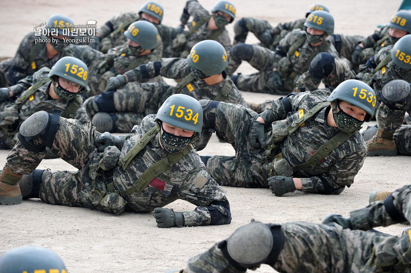 해병대 신병 1257기 1교육대 3주차 각개전투연습 5_0949.jpg