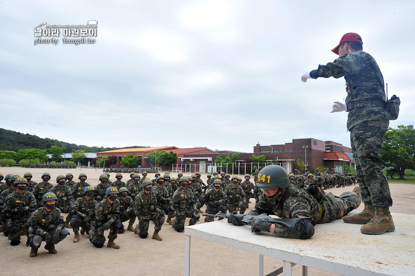 해병대 신병 1257기 1교육대 3주차 각개전투연습 6_0913.jpg