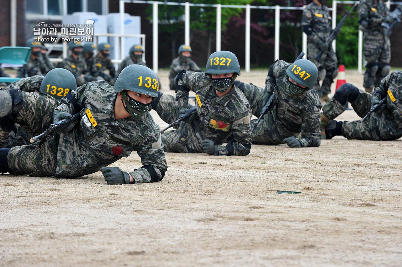 해병대 신병 1257기 1교육대 3주차 각개전투연습 3_1055.jpg