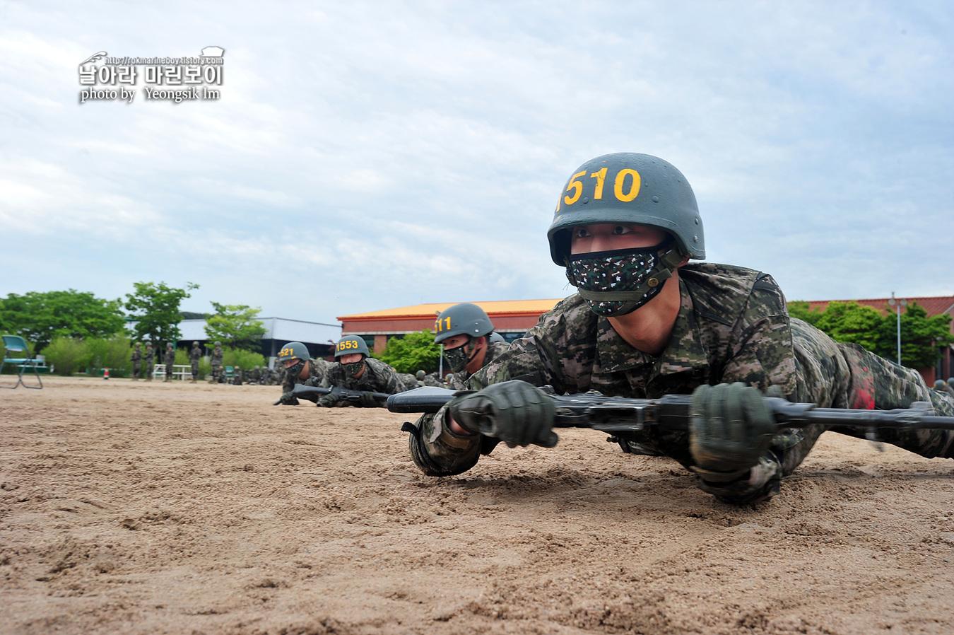해병대 신병 1257기 1교육대 3주차 각개전투연습 5_9799.jpg