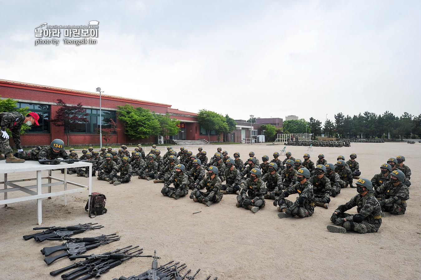 해병대 신병 1257기 1교육대 3주차 각개전투연습 3_0935.jpg
