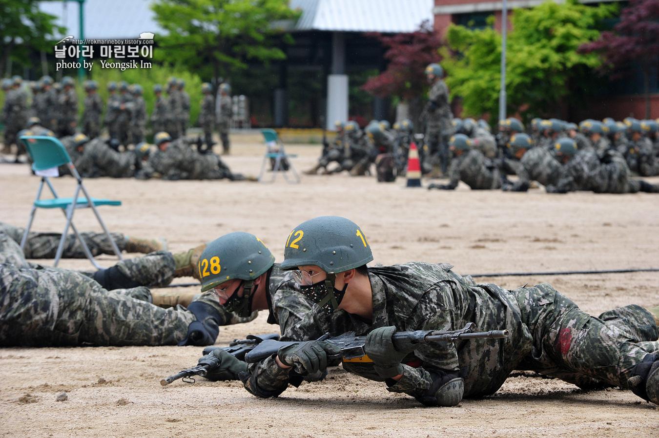 해병대 신병 1257기 1교육대 3주차 각개전투연습 1_1021.jpg
