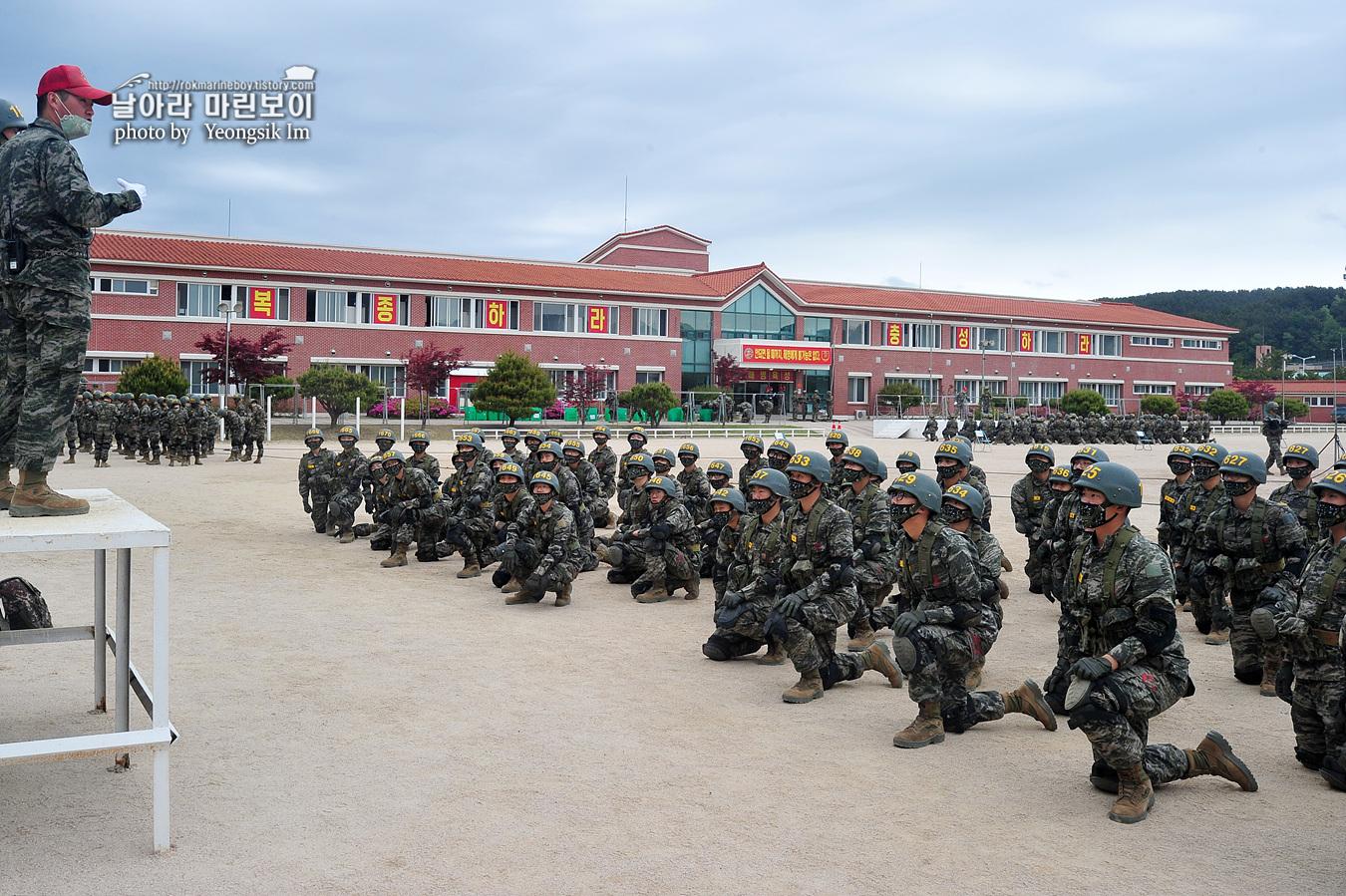 해병대 신병 1257기 1교육대 3주차 각개전투연습 6_0910.jpg