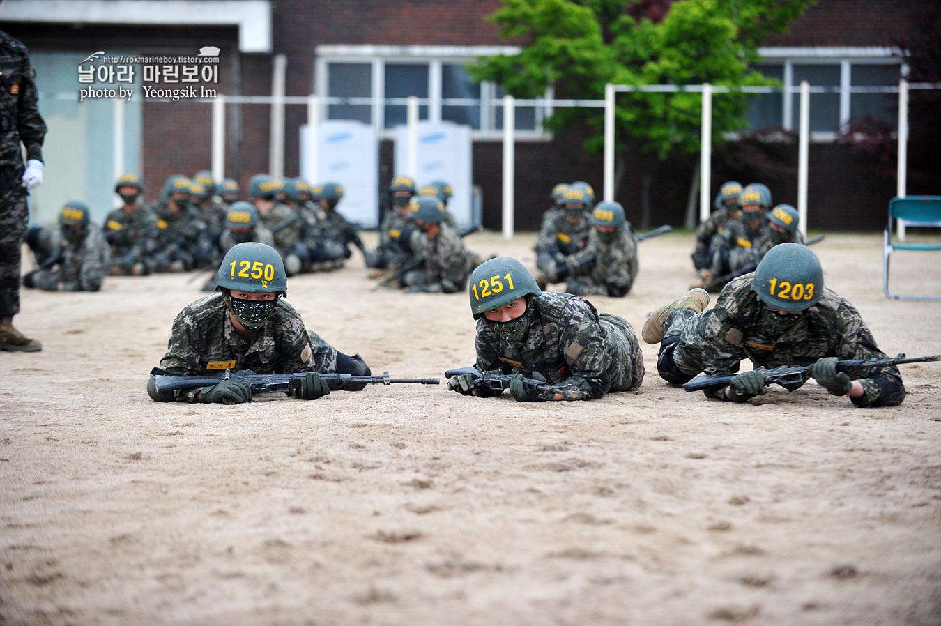 해병대 신병 1257기 1교육대 3주차 각개전투연습 2_1049.jpg