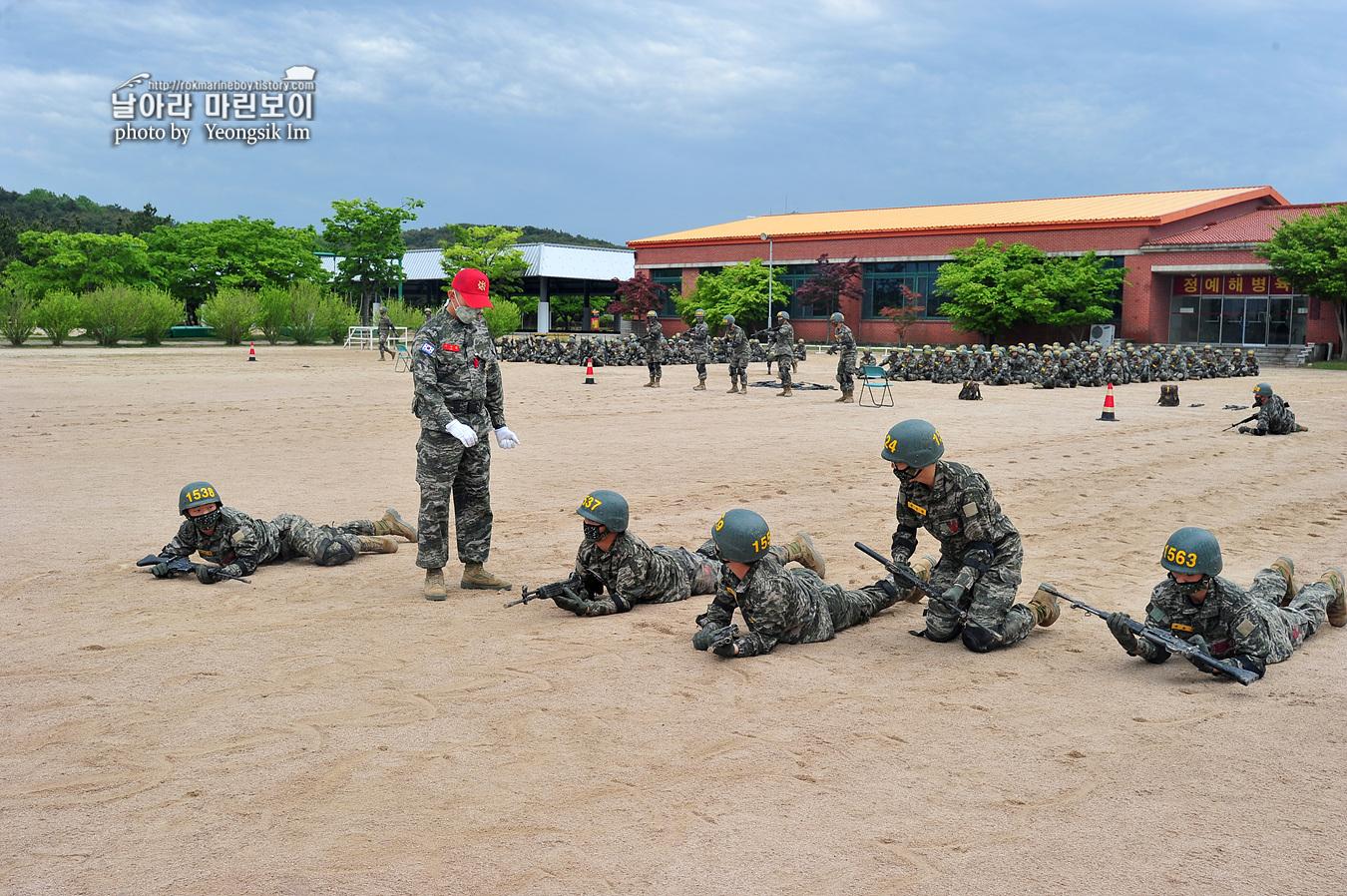 해병대 신병 1257기 1교육대 3주차 각개전투연습 5_9790.jpg