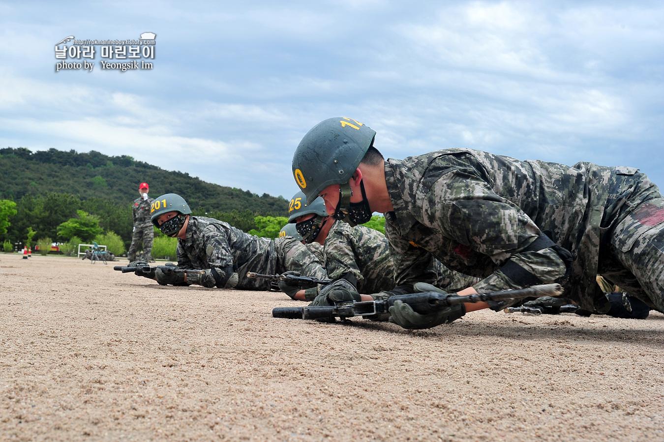 해병대 신병 1257기 1교육대 3주차 각개전투연습 2_9793.jpg