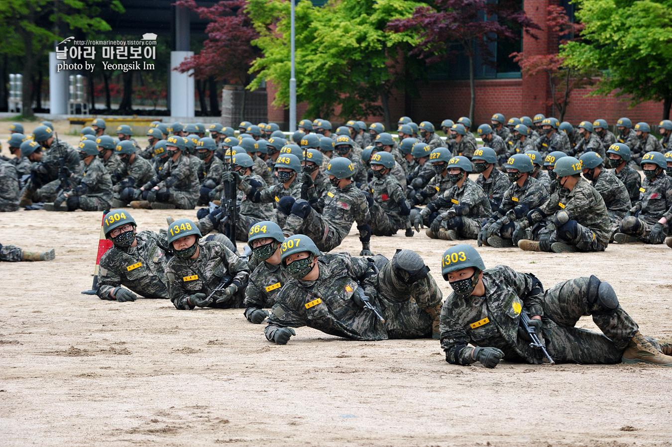 해병대 신병 1257기 1교육대 3주차 각개전투연습 3_1029.jpg