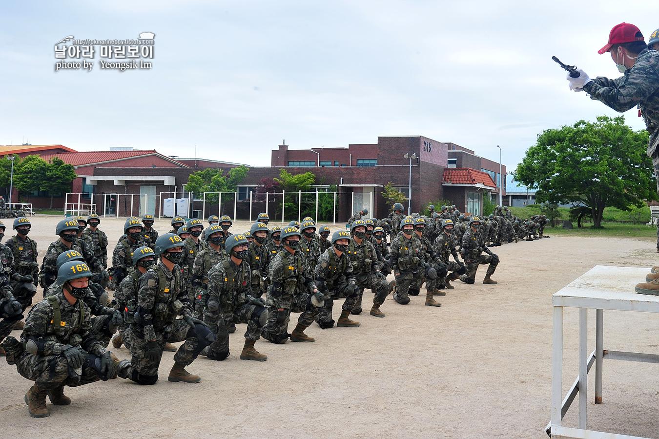 해병대 신병 1257기 1교육대 3주차 각개전투연습 6_0912.jpg