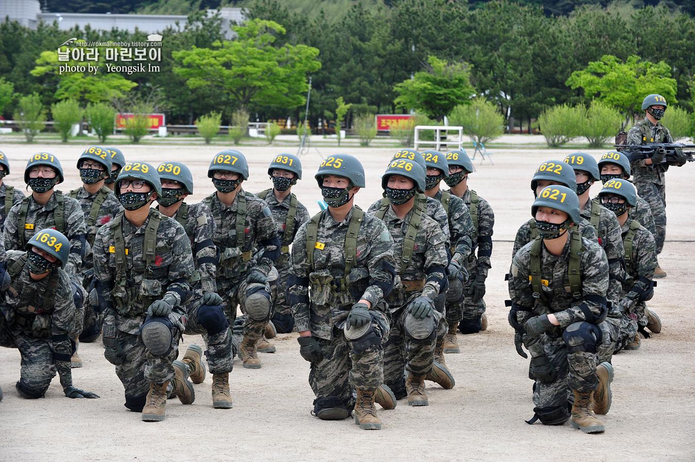 해병대 신병 1257기 1교육대 3주차 각개전투연습 6_0923.jpg