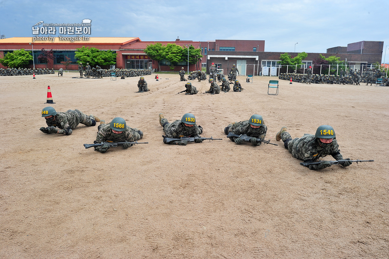 해병대 신병 1257기 1교육대 3주차 각개전투연습 5_9789.jpg